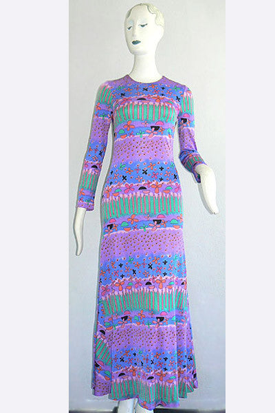 1970s Diane Von Furstenberg Dress