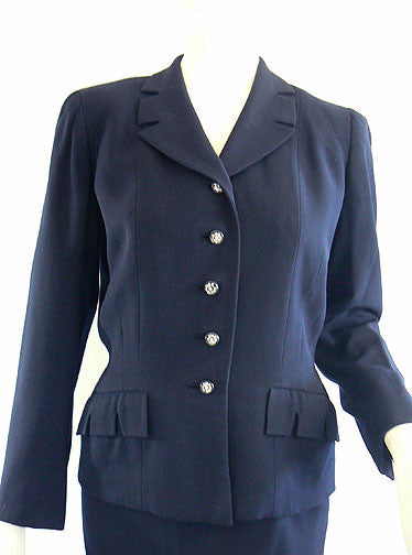 1940s Philip Mangone Suit