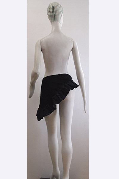 1970s Yves Saint Laurent Skirt Enhancer
