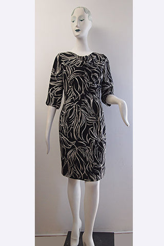 1960s Sophie Gimbel - Sophie of Saks Dress