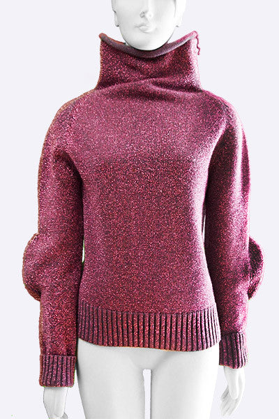 1990s Martin Margiela Knit Lurex Sweater