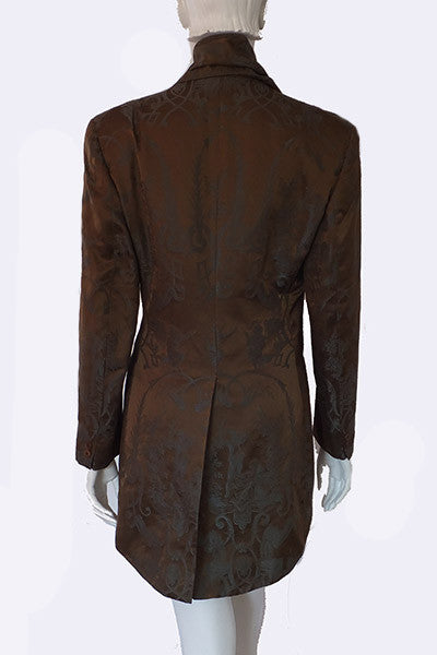 1990s Callaghan Brocade Jacket - Romeo Gigli
