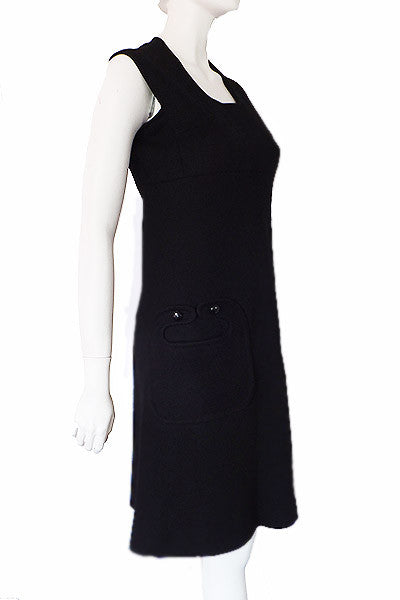 1960s Pierre Cardin Mod Dress