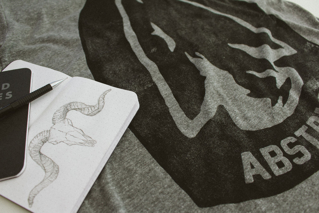 Arrowhead - Heather Grey - Abstruse Apparel