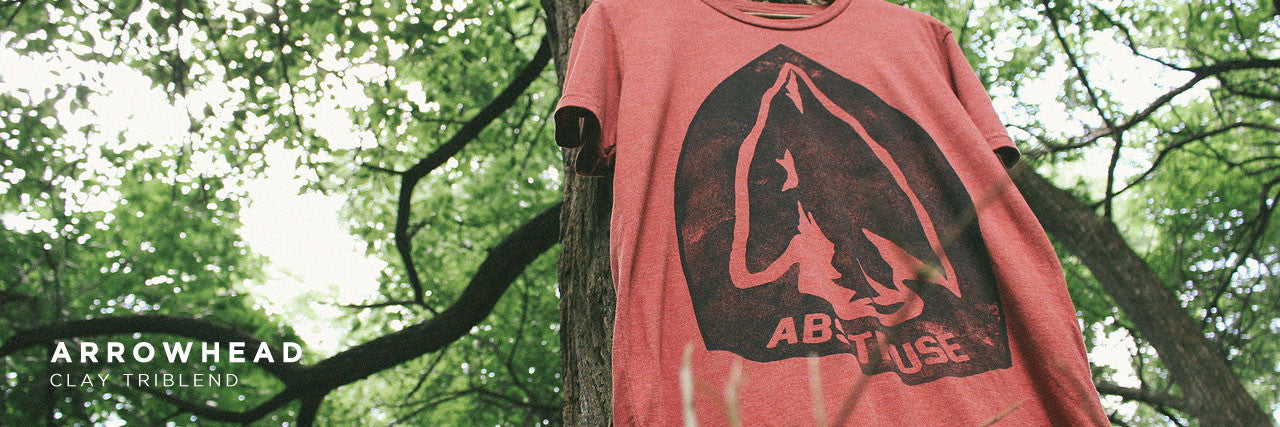 Abstruse Arrowhead - Clay