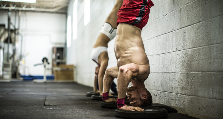 Prep, Strategy and Recovery for CrossFit Open 16.4 and Liquid Chalk Giveaway