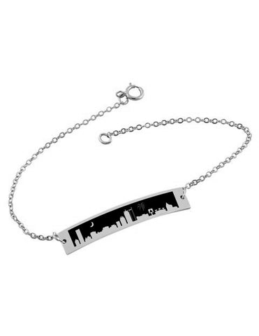 2018 Boston Skyline Bracelet