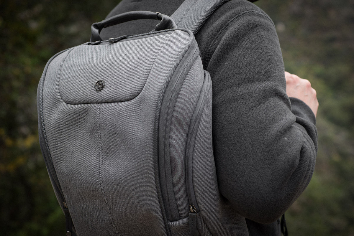 Macworld's Best MacBook Backpack for Commuters: Elegant, functional, sustainably produced fabrics.