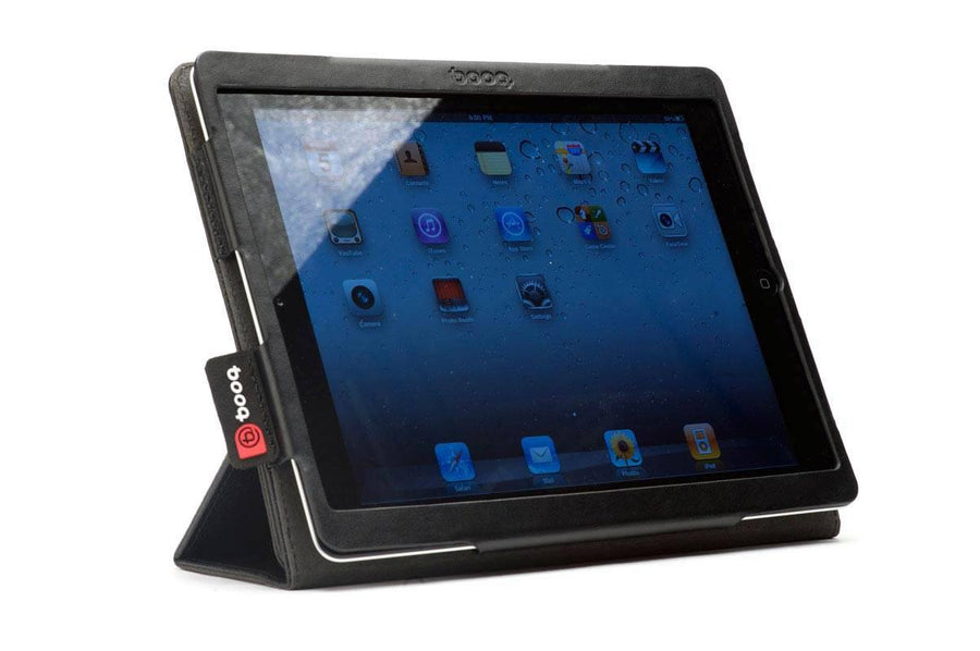 Genuine leather ipad-2-case for iPad 2-4