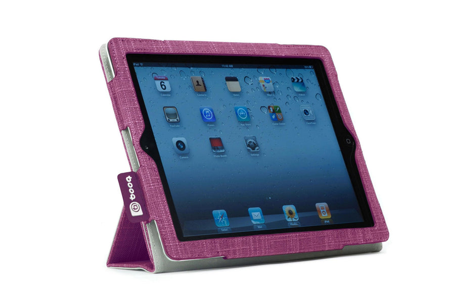 Jute ipad-2-cover for iPad 2-4