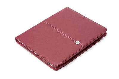 Leatherette ipad-2-cover for iPad 2