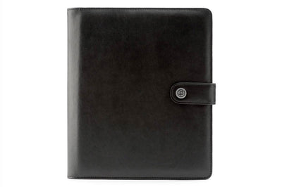 Leatherette ipad-3-case-notepad for iPad 2-4