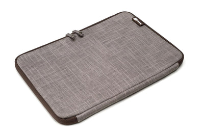 "Jute macbook-sleeve for 13"" Mac/PC or iPad Pro"