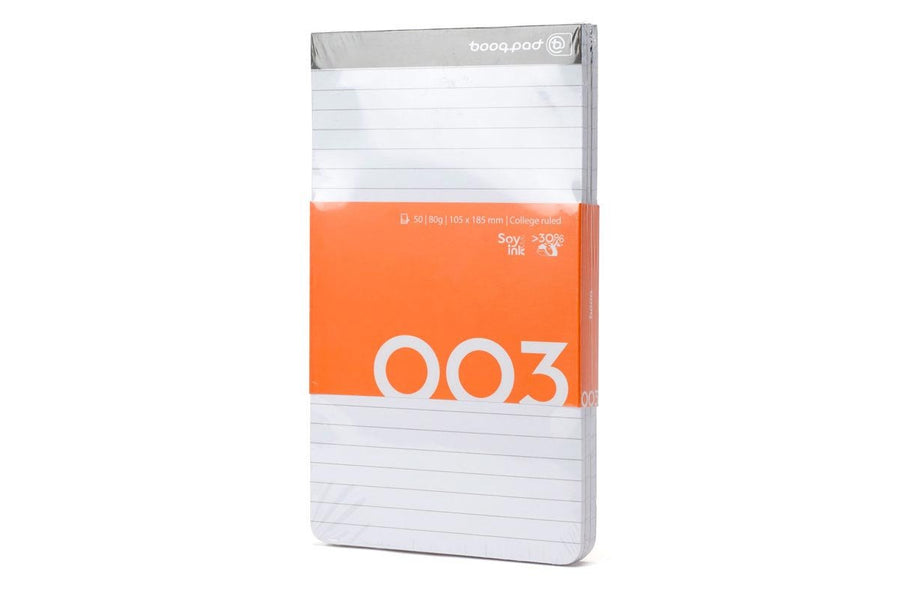80g paper notepad-booqpad for Booqpad mini