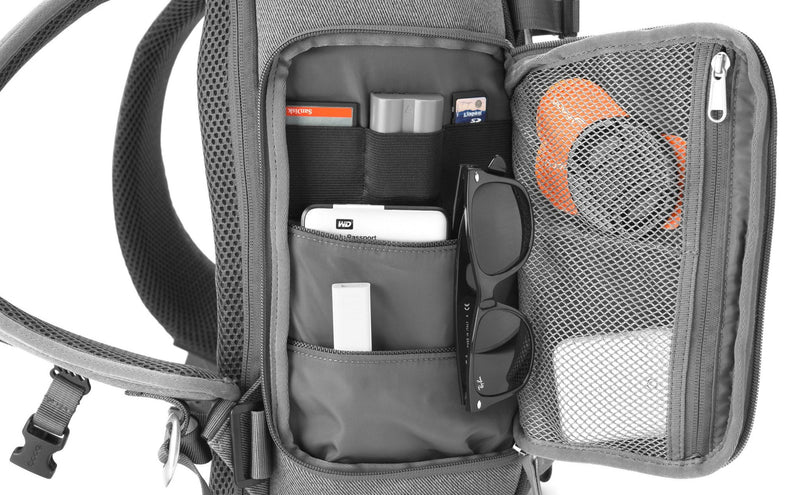 Booq Slimpack Eco-Friendly Camera Backpack - booqbags