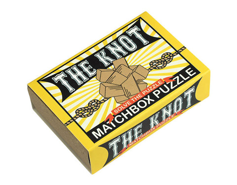 The Knot Matchbox Puzzle