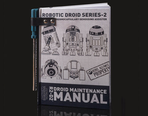 Star Wars Droid Maintenance Manual