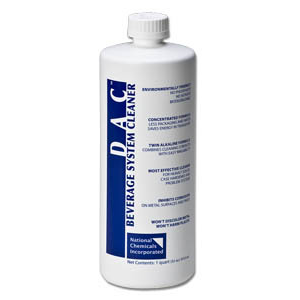 DOUBLE ALKALINE CLEANER (DAC)