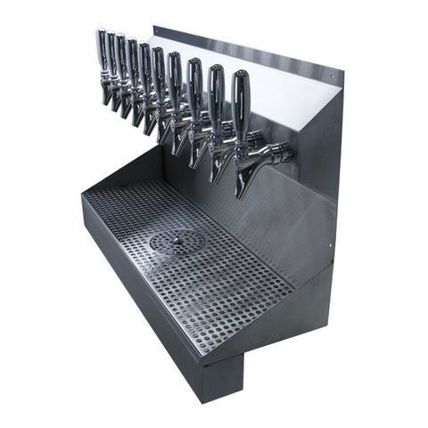 DRAUGHT BEER TOWERS: KRONOS WITH GLASS RINSER