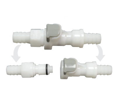 CPC FITTINGS – QUICK DISCONNECT SHUT-OFFS