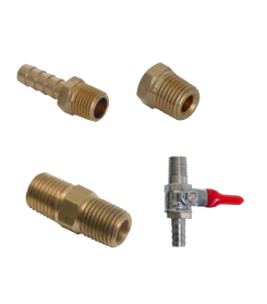 METAL GAS DISTRIBUTORS – DISTRIBUTOR COMPONENTS
