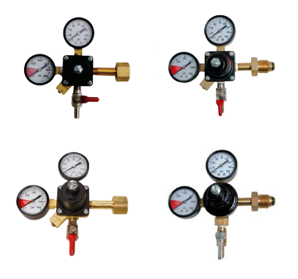 HIGH PRESSURE PRIMARY REGULATORS