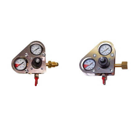 CORNELIUS – PRIMARY REGULATOR WITH GAUGE GUARD