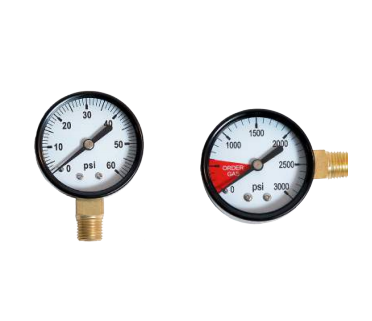 REGULATOR GAUGES