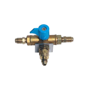 CO2 CHANGEOVER VALVES