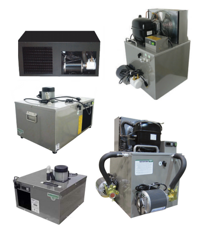 GLYCOL POWER PACKS – AIR COOLED*
