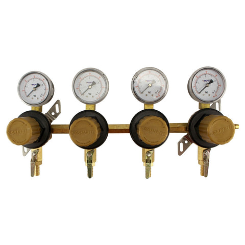 TAPRITE GANGED SECONDARY WALL-MOUNT REGULATORS