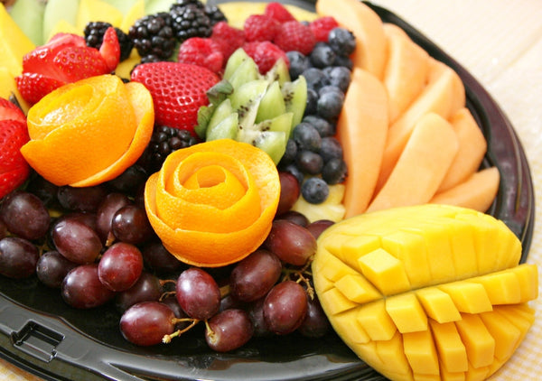 Seasonal Fresh Fruit Platter