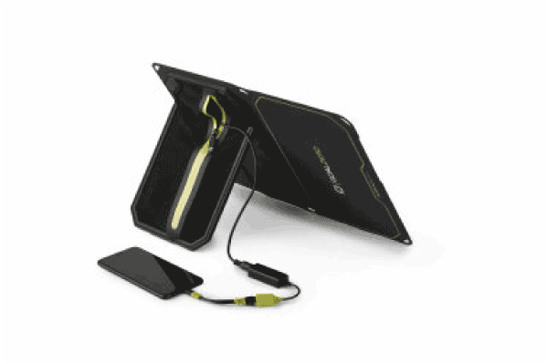 Goal Zero Nomad 14 Plus Phone Charging