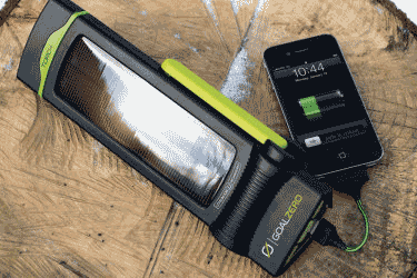 Goal Zero Torch 250 Flashlight Phone Charging