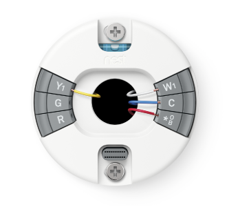 Nest Thermostat E Backplate