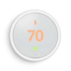 Nest Thermostat E front image