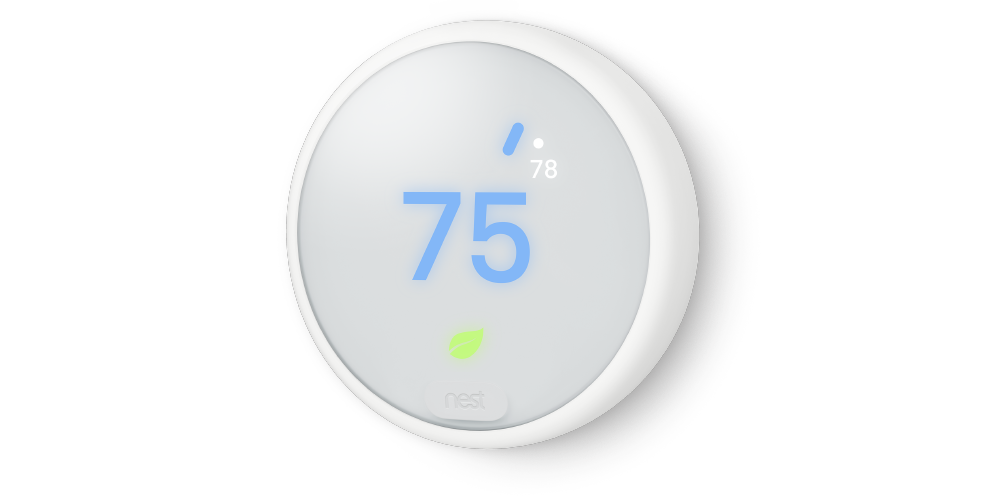 Nest Thermostat E - Cooling Image