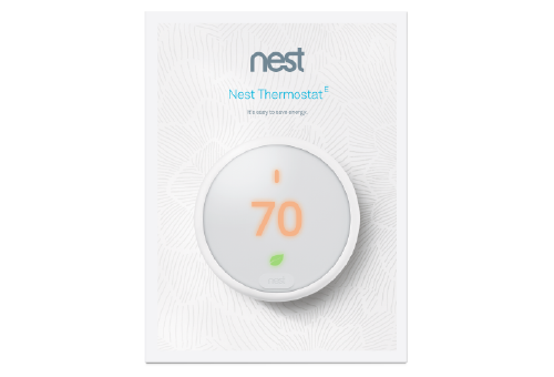 Nest Thermostat E Box Image