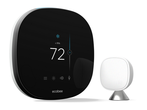 ecobee Smart Thermostat with voice control – ComEd Marketplace