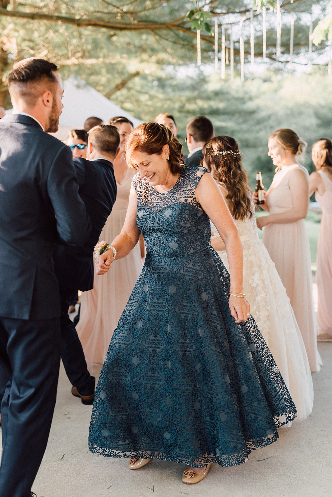 Mother of the Bride BHLDN Dress