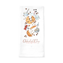 Load image into Gallery viewer, Chocolate Chip Cookie Tea Towel