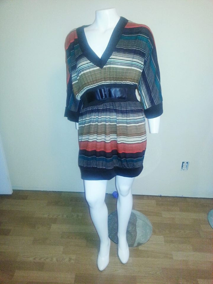 Gold Flava Sweater Dress Size 16W