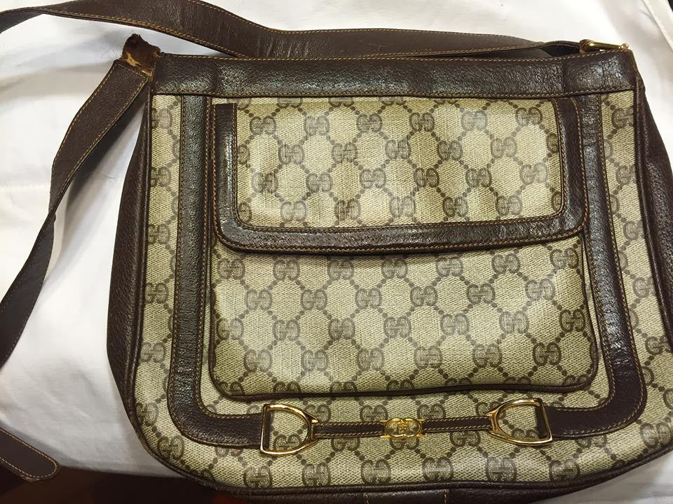 EXCLUDED FROM SALES Authentic Vintage Gucci Purse - 100% Real