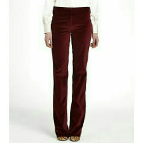 The Limited Velour Drew Fit Pants Size 12