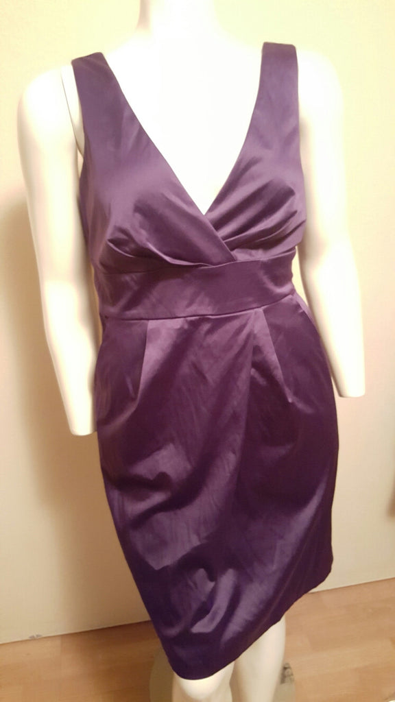 New with Tags City Triangles Purple Dress Size 16