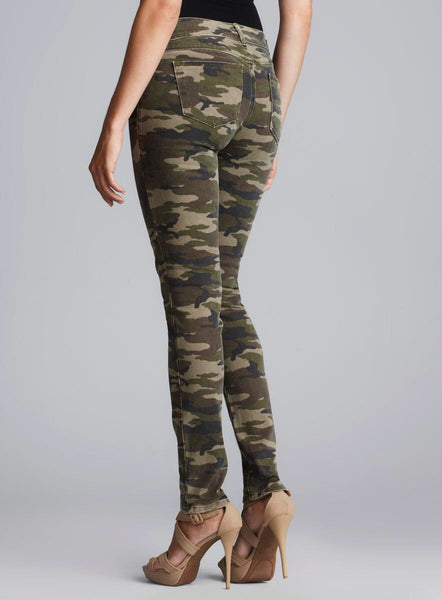 Camouflage Skinny Jeans Size 13