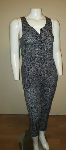 Material Girl Size Medium Jumpsuit