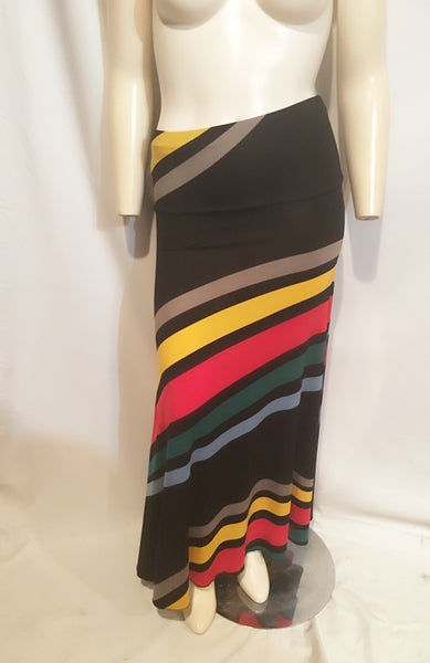 Fire 🔥 Los Angeles Size Large Maxi Skirt/ Midi Dress