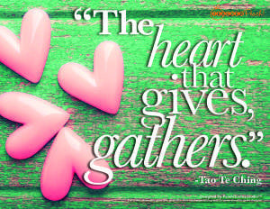 Winter Break W.O.W. Quotation 5! HEARTS