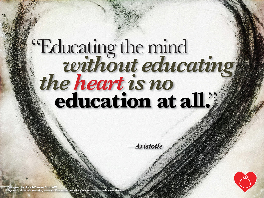 Educating Both Mind and Heart